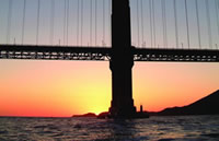 California Sunset Cruise